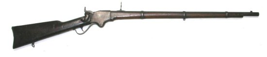 US Military Spencer Model 1860 .52 Caliber Repeating Rifle - Antique-no FFL needed (KDW)