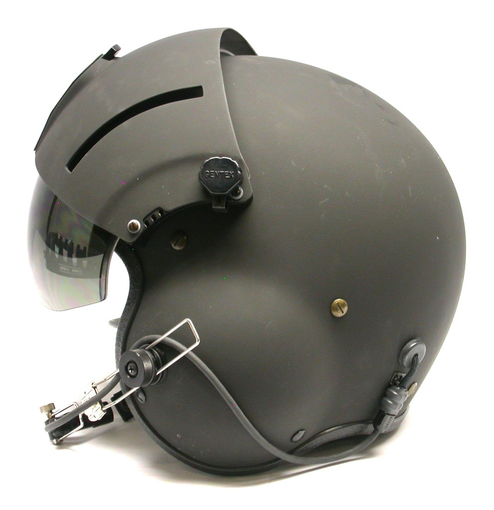 Lot: US Gentex SPH-5 Flight Helmet (MJJ) | Proxibid Auctions
