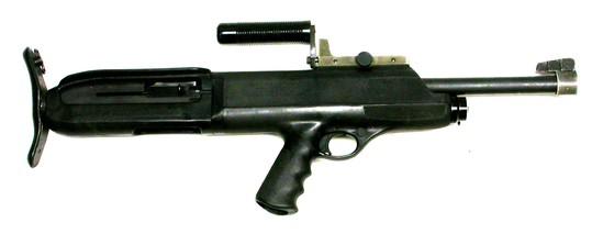 Hi Standard Model 10 Series B 12 Ga Police Semi-Automatic Bullpup Shotgun - FFL #3235732 (CYM)