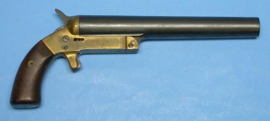 US Military Remington Mark III 10 Ga Signal Flare Pistol - no FFL needed (XJE1)