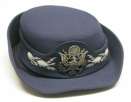 US Air Force Female Officer's Dress Cap (RS)