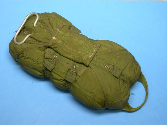 US Military C9 Chest Reserve Parachute (RS)