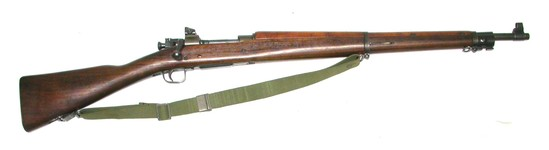 US Military WWII Remington M1903/A3 30-06 Bolt-Action Rifle - FFL # 3959031 (RLR)