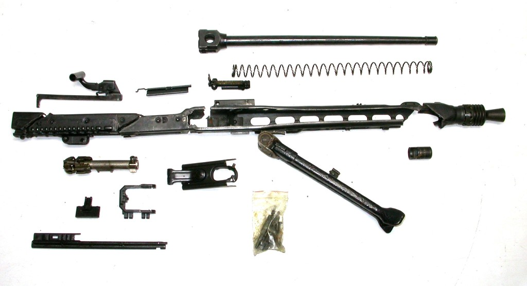German Military WWII MG42 Machine Gun Parts Kit (BX) | Firearms & Military  Artifacts Military Artifacts WWI & WWII Collectibles | Online Auctions |  Proxibid