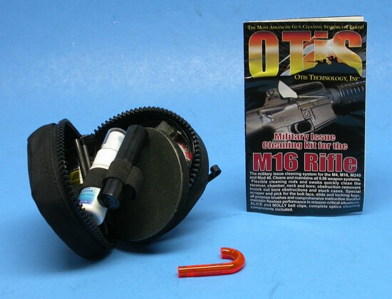US Military Issue OTIS M4/M16 Cleaning Kit (RS)