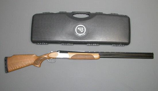 "Czech CZ USA 3"" 12ga Over-Under Double Barrel Shotgun FFL Required 17S10644 (BED1)"
