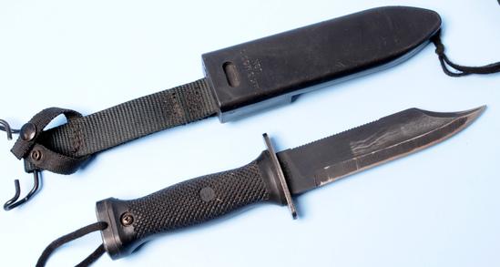 US Navy Mark 3 Fighting Knife (MAZ)