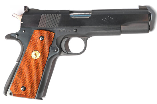 Colt Service Model .22 LR Ace Semi-Automatic Pistol - FFL #SM39140 (GEP 1)