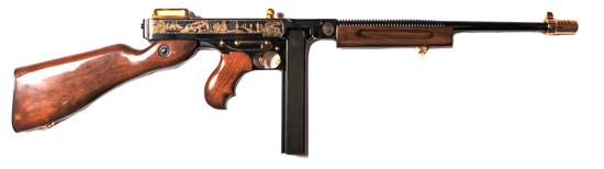 """America Remembers """"50th-Anniversary Vietnam Commemorative .45 Semi-Auto Rifle - FFL #KN9066 (SRA1)"""
