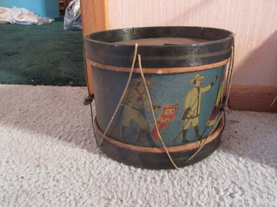 BOY SCOUTS OF AMERICA DRUM
