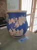 COPELAND ENGLAND SPODE DECORATIVE PITCHER