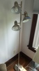 STAINLESS STEEL FLOOR LAMP
