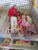 KEN AND BARBIE DOLLS WITH ACCESSORIES