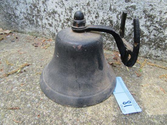 HANGING METAL BELL