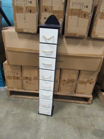 18 CASES OF LARGE NAUTICAL SPICE BOX. 2 PIECES PER CASE