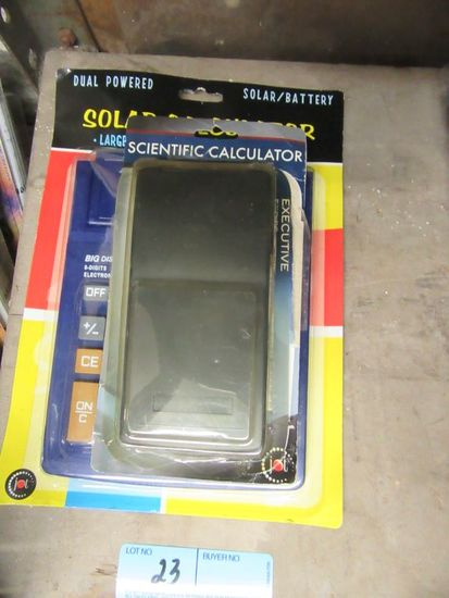 SCIENTIFIC CALCULATOR AND OTHER CALCULATOR