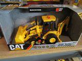 CAT MOTORIZED JOB SITE MACHINE BACKHOE