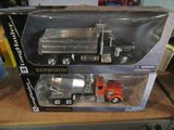 2 NEW RAY LONG HAULER COLLECTION KENWORTH W 900
