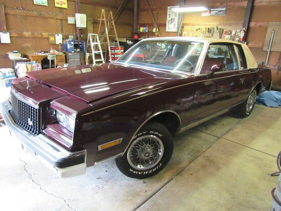 1980 BUICK REGAL LIMITED