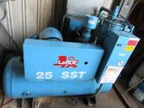 LEROI 25 SST AIR COMPRESSOR, 25 HP. NO DUCT WORK INCLUDED!