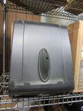 (8) COMBI FOLD MULTIFOLD TOWEL DISPENSERS