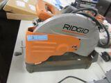 RIDGID CHOP SAW. MODEL R4141