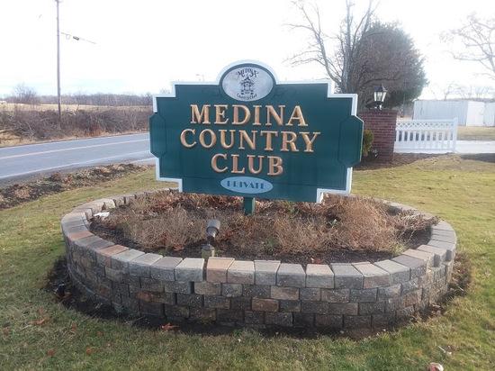 MEDINA COUNTRY CLUB & GOLF COURSE AUCTION