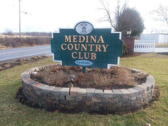 Medina Country Club and Golf Course 211+/- Acres