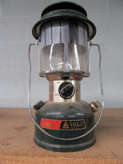 COLEMAN CLX ADJUSTABLE LANTERN