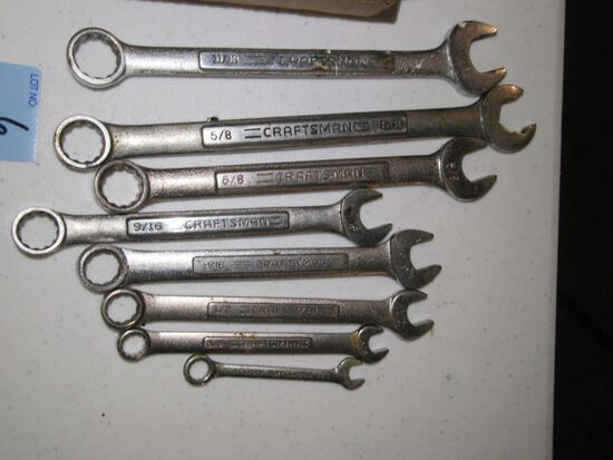 CRAFTSMAN SAE WRENCHES