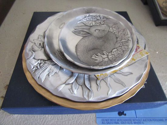 WENDELL AUGUST FORGE PLATES