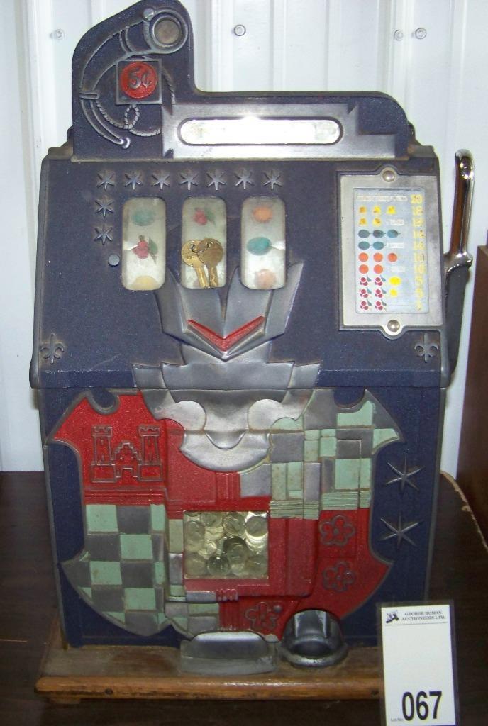 Mills 1910 5 cent slot machine foire aux vins geant casino catalogue