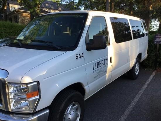 2012 Ford E350 Passenger Van