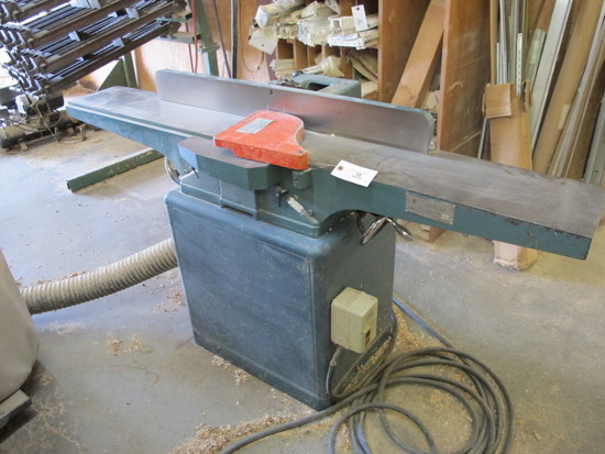 "JET MODEL CT200 8"" JOINTER"