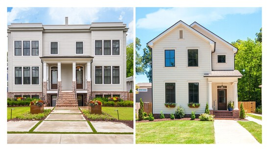 TWO REAL ESTATE AUCTIONS: Greenville, SC