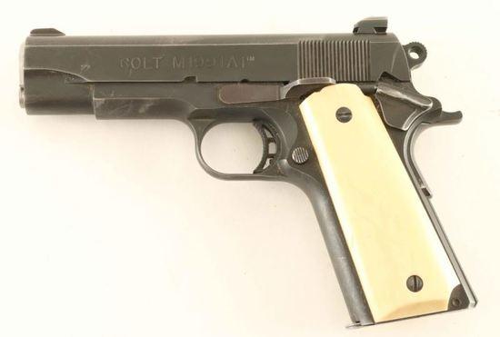 Colt M1991A1 .45 ACP SN: CJ18734
