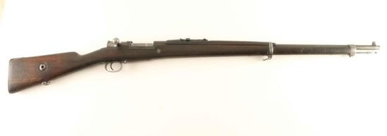 Turkish 1893/30 Mauser 8mm SN: 4988