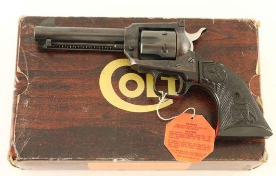 Colt New Frontier .22 .22 LR SN: G217884