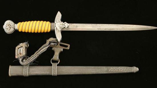 WWII German Luftwaffe 2nd Pattern Officer's Dagger