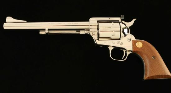 Colt New Frontier .357 Mag SN: 14313NF
