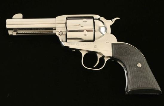Ruger New Vaquero .45 LC SN: 510-55655