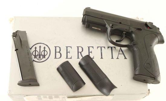 Beretta Px4 Storm .40 S&W SN: PY112621