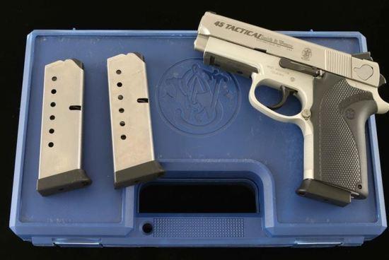 Smith & Wesson 4553TSW .45 ACP SN: TDU6989
