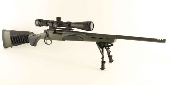 Remington 700 VTR .308 Win SN: G6948253