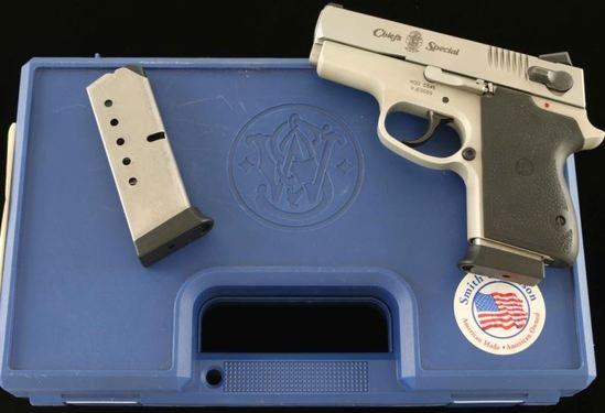 Smith & Wesson CS45 .45 ACP SN: VJE0059