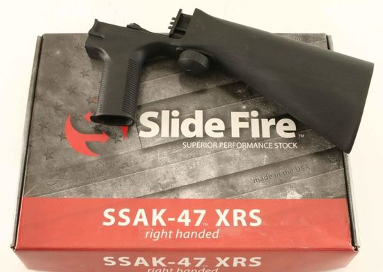 Slide Fire for a SSAK/XRS