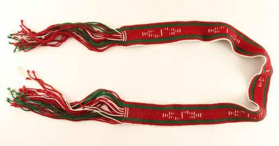 Woven Wedding Belt