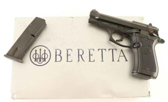 Beretta 84 FS Cheetah .380 ACP SN: H46805Y