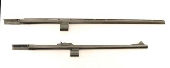 Collection of 2 Remington 1100 Barrels