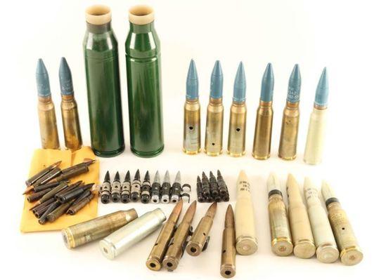 Lot of Dummy Cartridges
